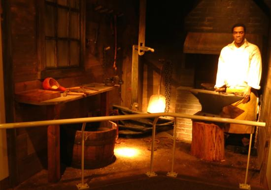 Banneker-Douglass Museum : Blacksmith