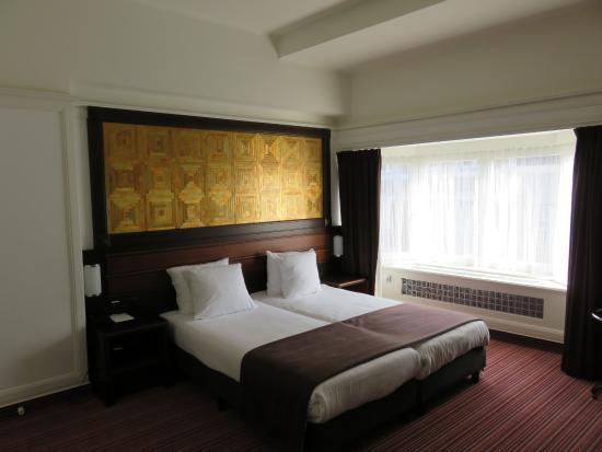 amrath hotel ducasque tweepersoonskamer hotel du casque maastricht