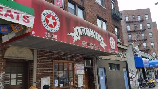 Legend's Bar & Grill