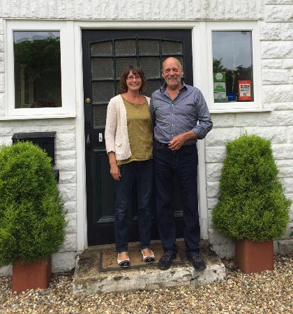 The White House B&B: Mike and Sue