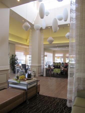 Gorgeous Lobby Picture Of Hilton Garden Inn Philadelphia