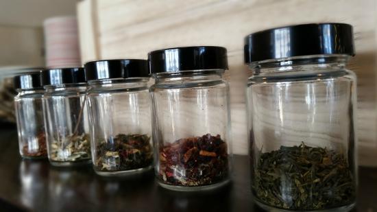 Vanilla Bean Cafe : Tea
