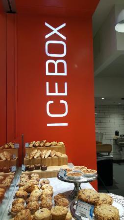 Icebox Cafe Dallas Fort Worth International Airport