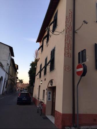 Antica Residenza Santa Chiara B&B: Outside of  building