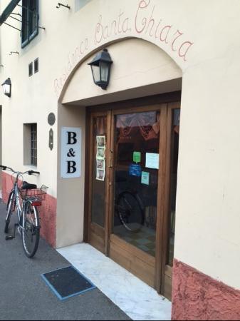 Antica Residenza Santa Chiara B&B: Entrance