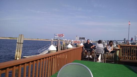 Inlet Cafe: Drinks before dinner