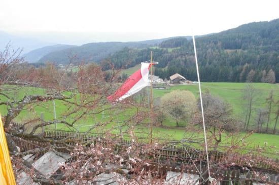 Gasthof Bad Siess: Blick aus dem Zimmer 102