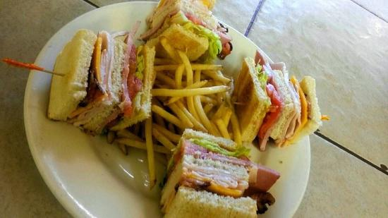 Canon City Mugs: Club Sandwich Special