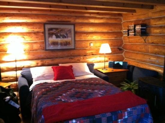Hoedel's Homestead Cottage: Cottage