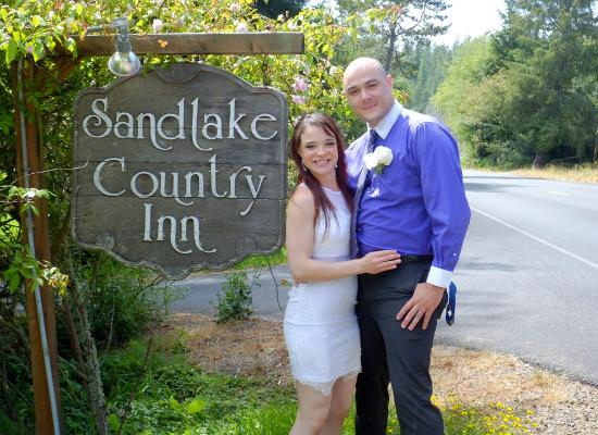 ‪‪Sandlake Country Inn‬: Elopement at Sandlake Country Inn‬