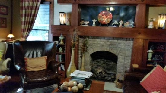 Grady House Bed and Breakfast: Wonderful place to stay..Grady House