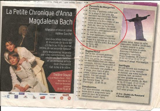 Margaridas pousada @guide du routard picture of margarida's.
