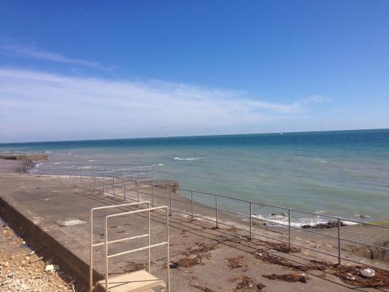 Telscombe beach