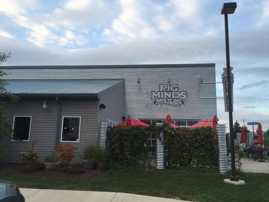 Pig Minds Brewing Co.: Pig Minds