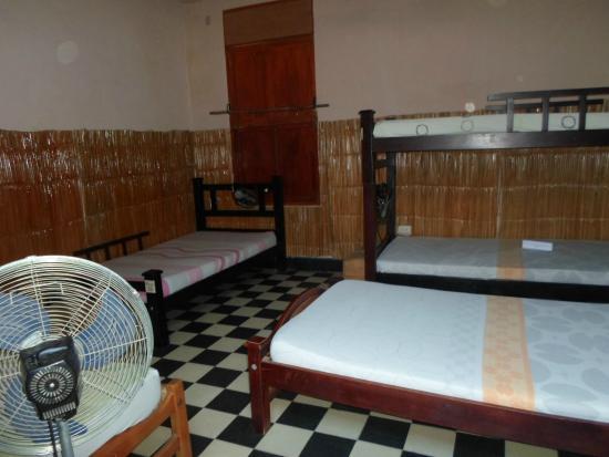 Casa Candela y Chocolate: Dormitorio 5 personas