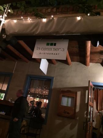 La Casa Sena Restaurant Santa Fe New Mexico
