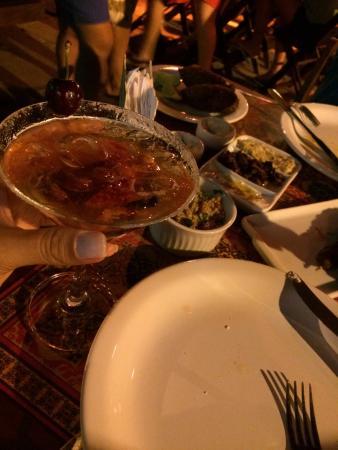 Pimenta Siria Buzios: Drinks maravilhosos!