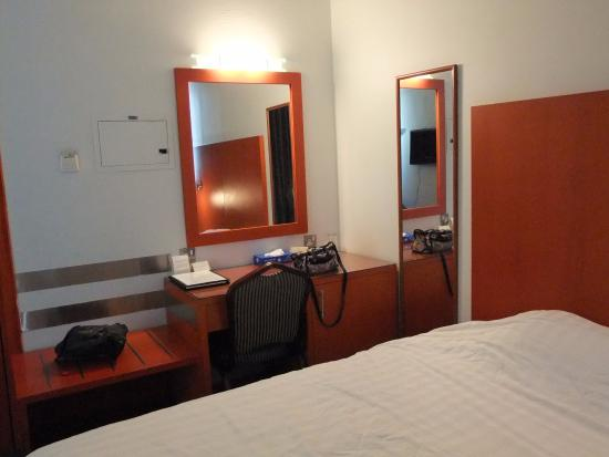 Dream Palace Hotel: 객실안
