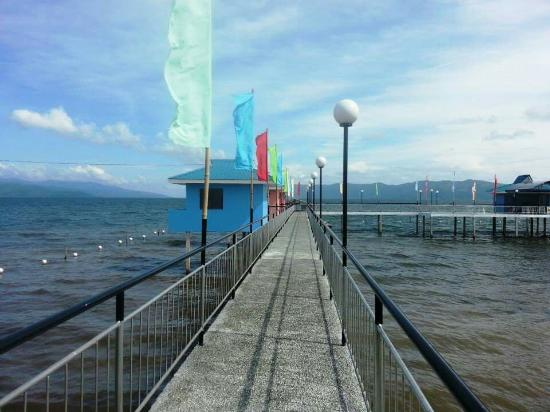 Surigao City, Philippines: Lake Mainit