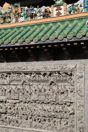 興安県, 中国, 霊渠への街中散策