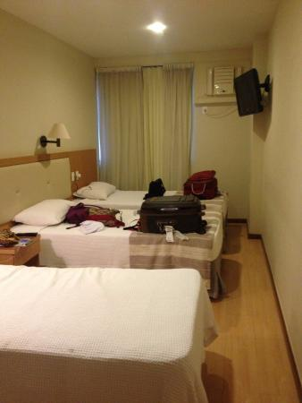 Majestic Rio Palace Hotel: Quarto Triplo