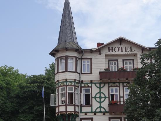 Hotel Victoria: Vista do hotel