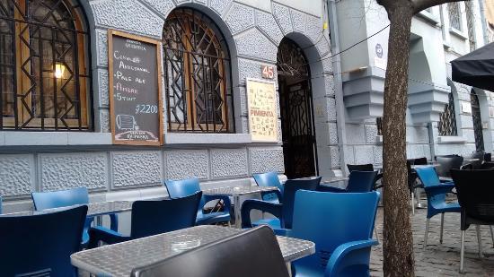 Pimienta RestoBar: Restobar