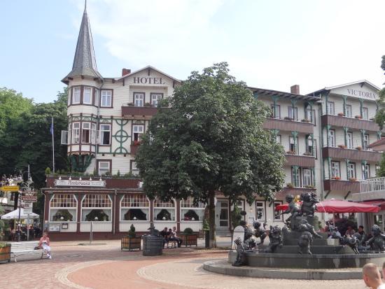 Hotel Victoria: Hotel