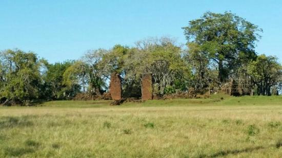 Sítio Arqueológico São Lourenço Martir
