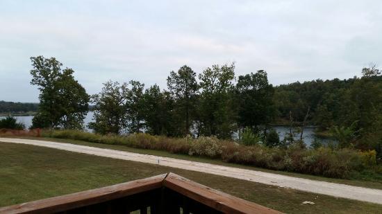 Crown Point Resort: Nice, clean cabins!