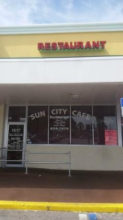 ซันซิตีเซนเตอร์, ฟลอริด้า: Sun City Cafe