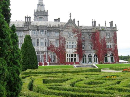 The Adare Manor House