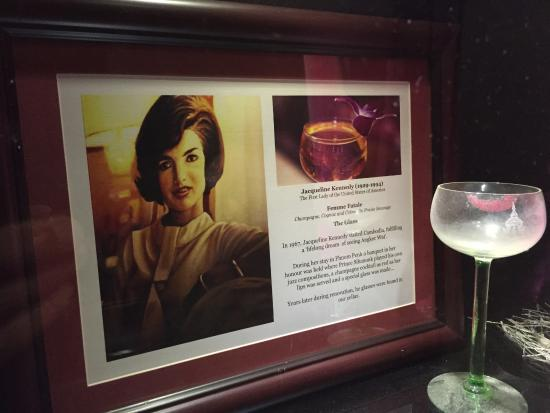 Raffles Hotel Le Royal: Jackie
