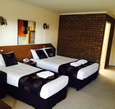 Standard room for 3