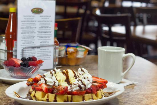 Bradley, IL: Eskimo Waffle