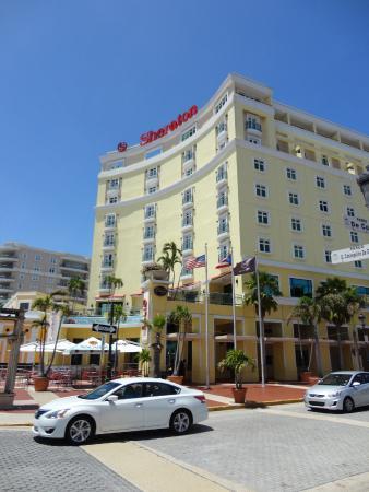 El Casino at the Sheraton Old San Juan