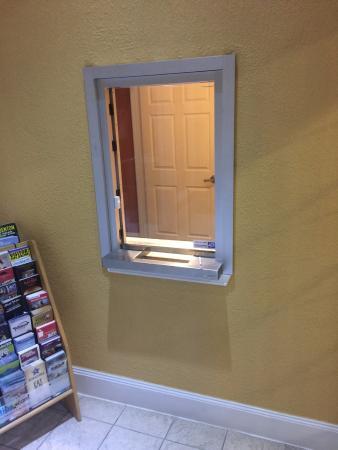 BW Kaufman Prison Window - Prepare to sweat in the summer