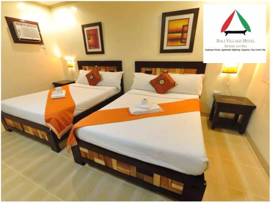 Deluxe Room Picture Of Bali Village Hotel Resort And Kubo Spa Tagaytay Tripadvisor
