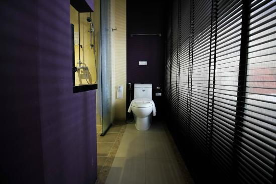 Rich Boutique Hotel : Bathroom