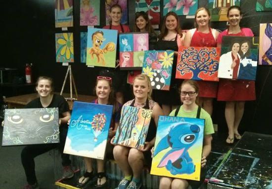 Paint Party Studios