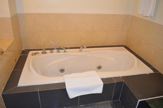 Sammy Dalat Hotel: ванная
