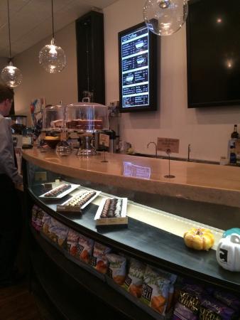 The Chocolate Bar: Bar