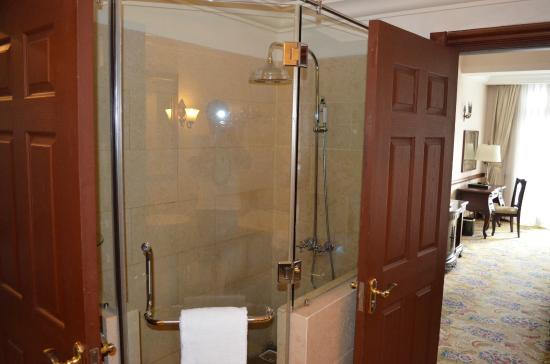 Sammy Dalat Hotel: душ