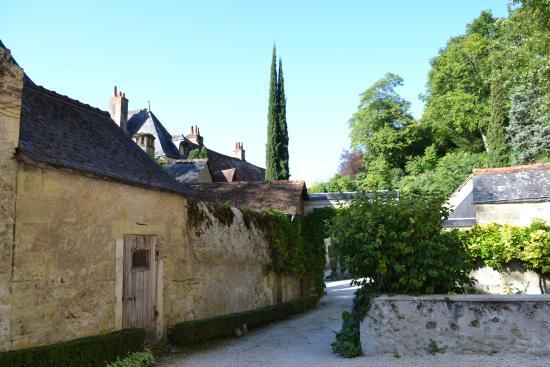 Chateau de Nazelles Amboise: Chateau view