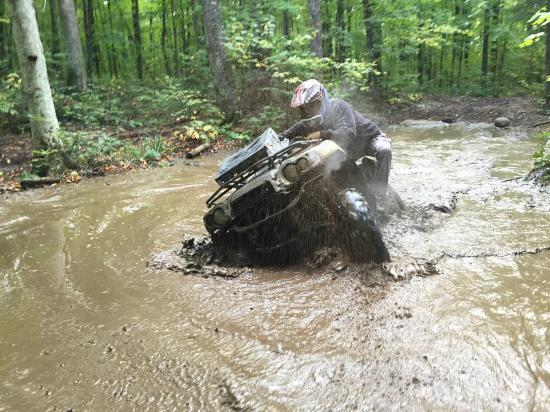 How to Prevent Trail Damage During the Mud Months -Just Trails