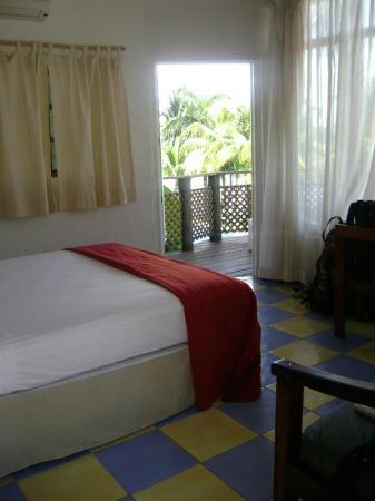 Hotel Villa Caribe: Pieza