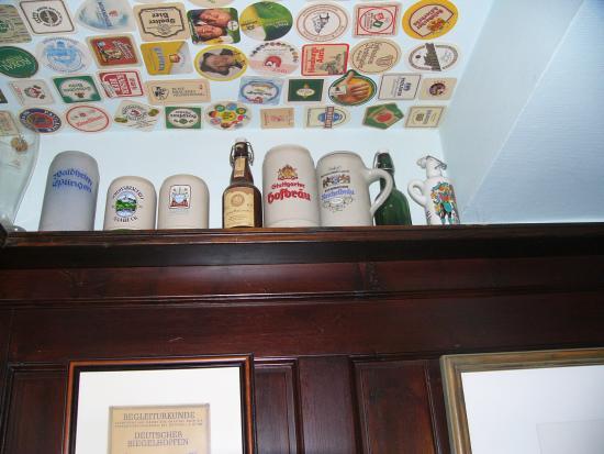 Brauerei zum Rossknecht: interni