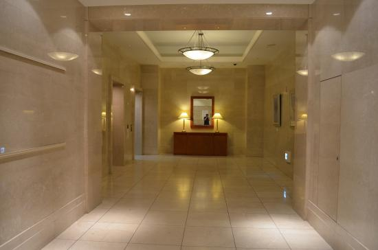 Grand Hotel New Oji: Hotel Lobby