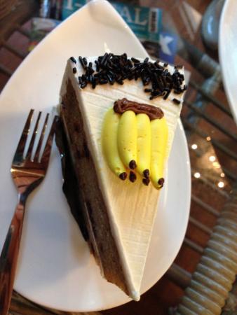 เค้กกล้วยหอม