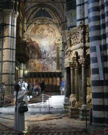 سيينا, إيطاليا: Cattedrale di Siena